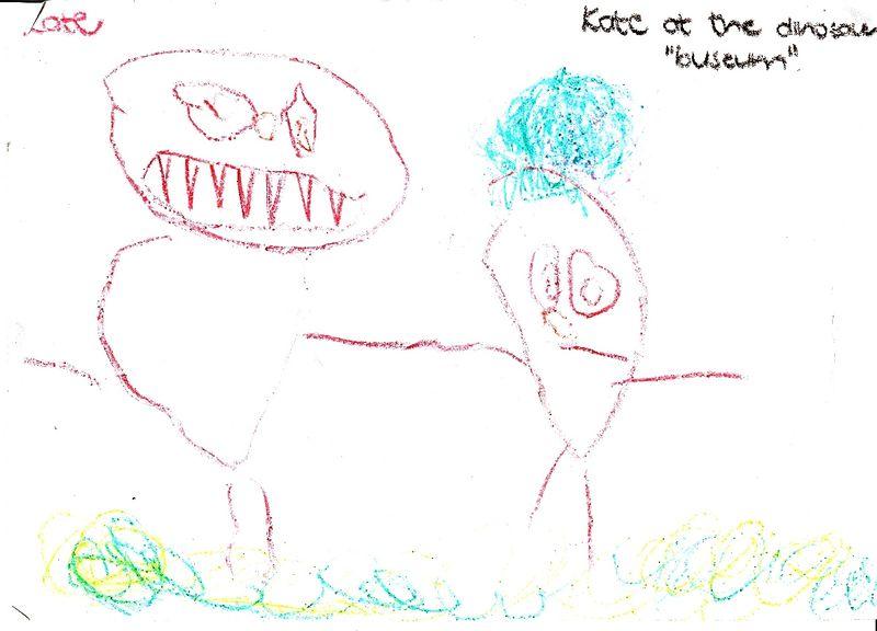 Kate drawing