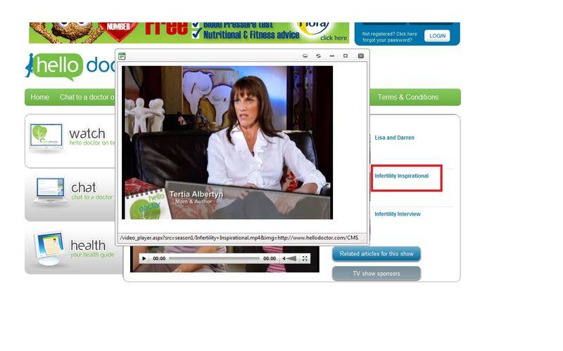 Tertia tv show