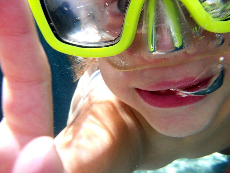 Kate underwater1
