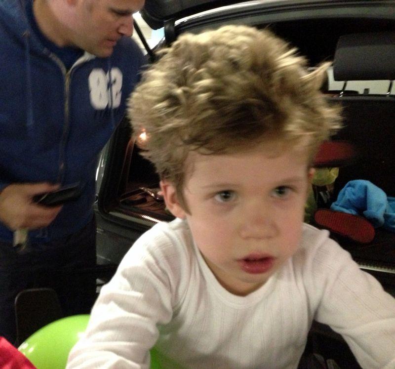 Max hair