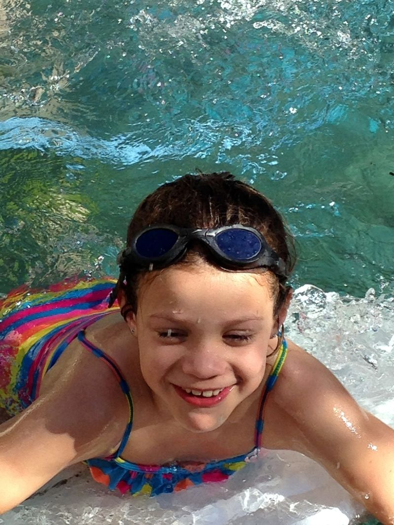 Kate swim