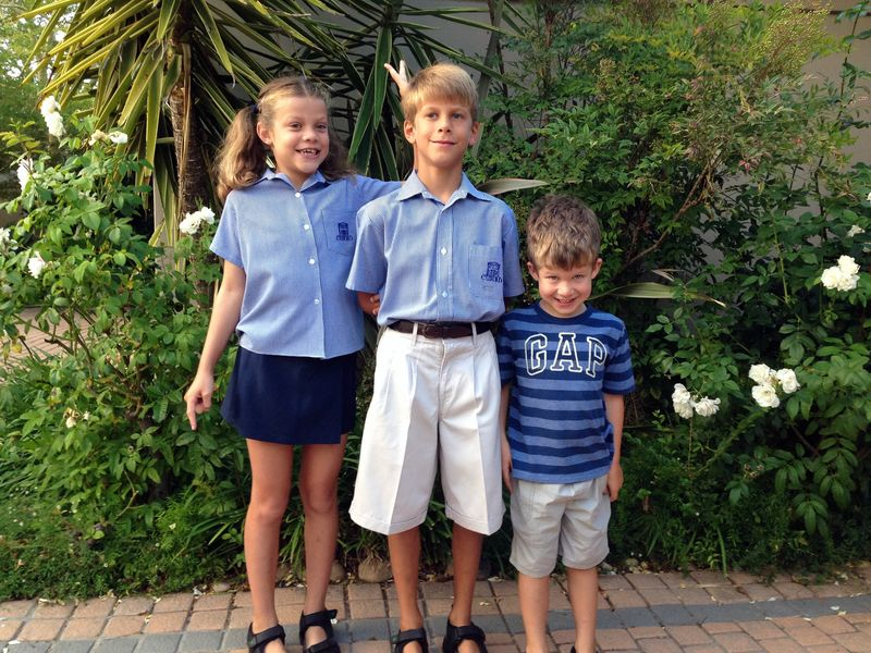 Grade 3 first day 2
