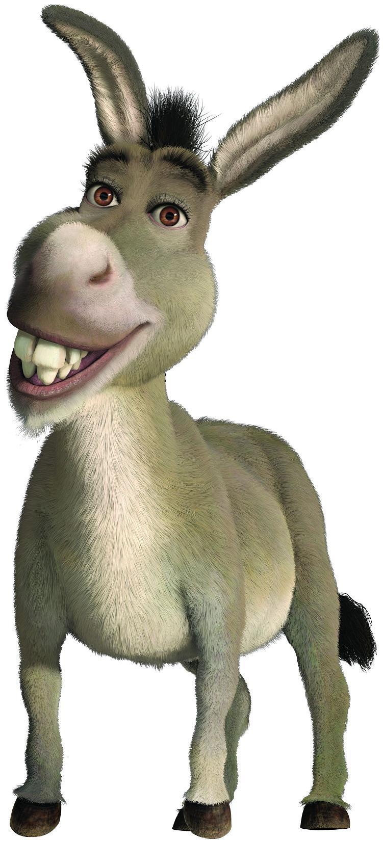 Shrek-donkey1
